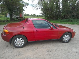 1997 Low mileage CRX Transtop For Sale