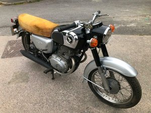 1976 HONDA 175CD PROJECT For Sale