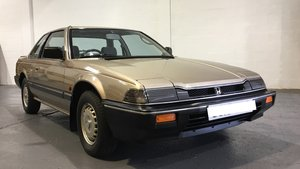 1985 Honda Prelude Gen 2 'Special Edition'  39600 Miles For Sale
