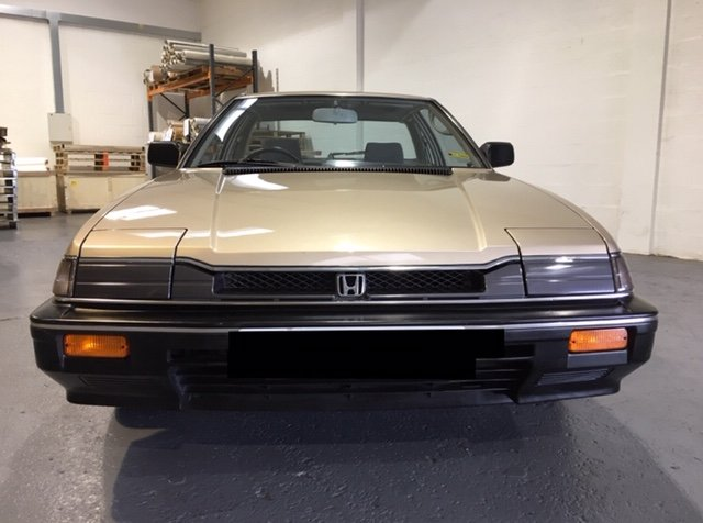 1985 Honda Prelude Gen 2 'Special Edition'  39600 Miles For Sale (picture 6 of 6)