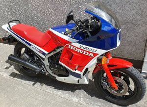 1986 Honda VF500F2 (PC12) For Sale