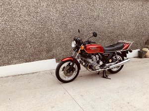 1978 Honda CBX 1000 For Sale