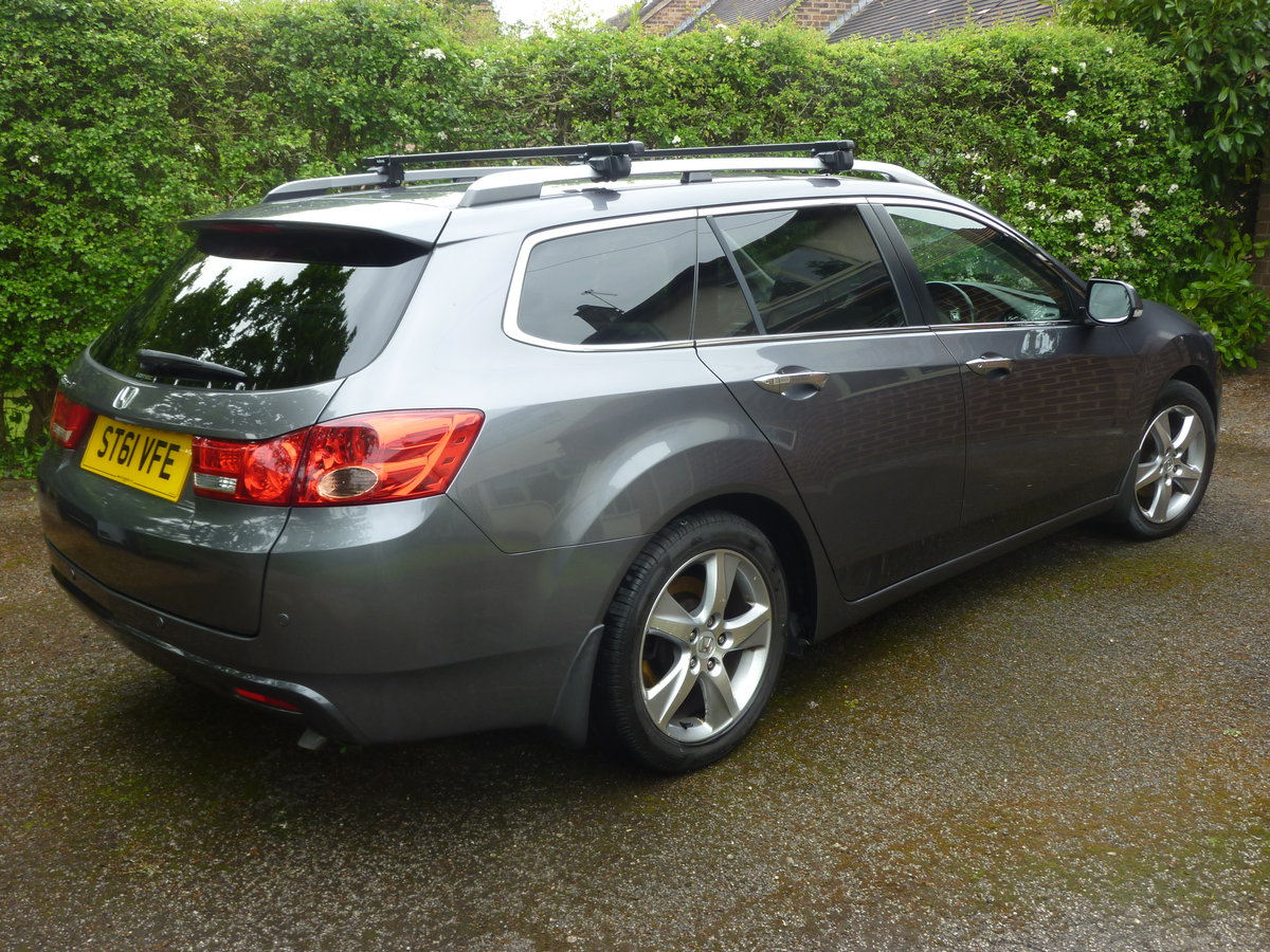2012 Honda Accord EX i-DTEC Very Rare Specification  For Sale (picture 1 of 6)