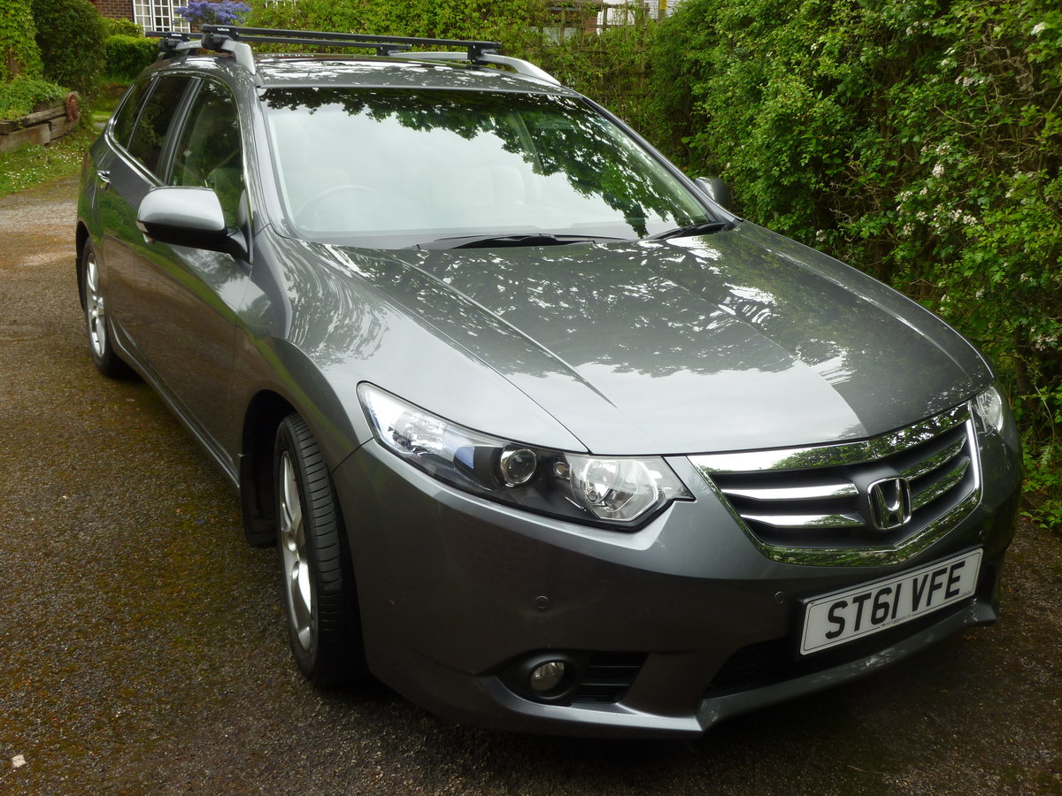 2012 Honda Accord EX i-DTEC Very Rare Specification  For Sale (picture 6 of 6)