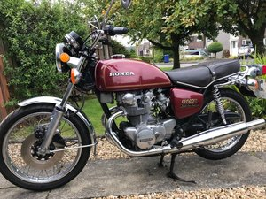 1976 Honda CB500T For Sale