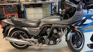 Honda CBX 1000 supersport . 1981 SOLD