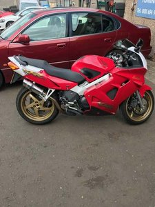 1998 Honda VFR800 Motorbike at Morris Leslie Auction 25th May For Sale by Auction