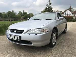 2000 ABSOLUTELY STUNNING RARE HONDA ACCORD 3.0 VTEC