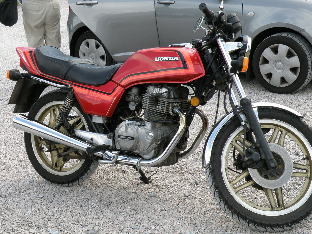 1981 Honda Superdream 400 For Sale (picture 1 of 6)