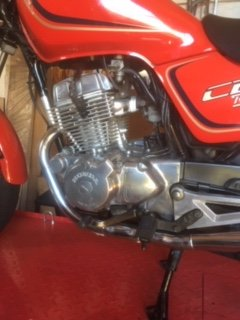 1994 Honda CB250 Nighthawk For Sale (picture 2 of 6)