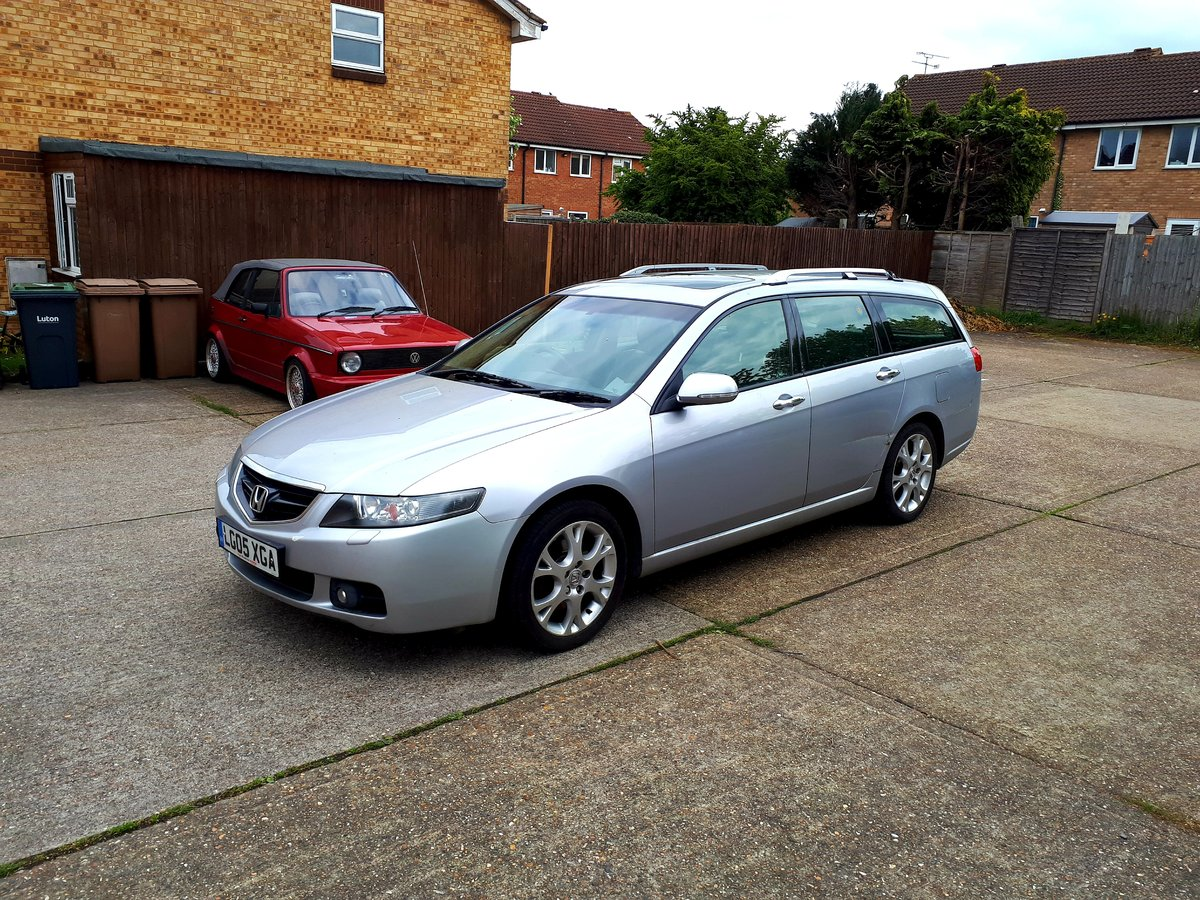 2005 Honda Accord Estate EXECUTIVE For Sale (picture 3 of 6)