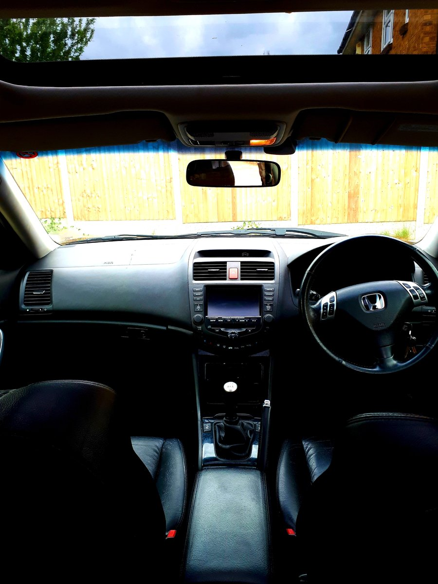 2005 Honda Accord Estate EXECUTIVE For Sale (picture 5 of 6)