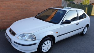 1997 honda civic 1.4*excellent example