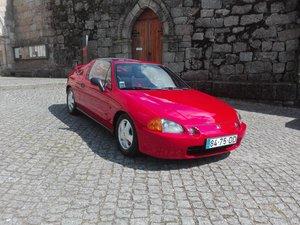 1994 Unique Honda Civic CRX VTi VTEV 160hp Original100% For Sale