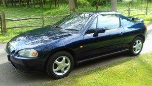 1996 Genuine UK Honda CRX 2seater fun convertible. For Sale