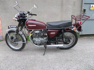 1976 HONDA CB360 UK BIKE 30K  STARTS RUNS RIDES For Sale