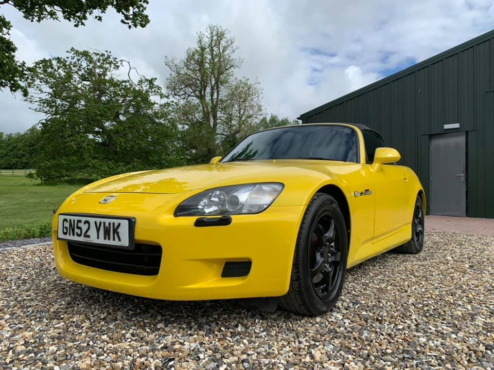 2002 VERY  RARE  COLOUR  JUST 1  OWNER  SINCE 4  MONTHS  UK  CAR  For Sale (picture 3 of 6)