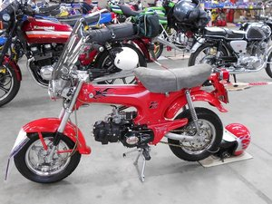 1976 Cool Honda Monkey Bike