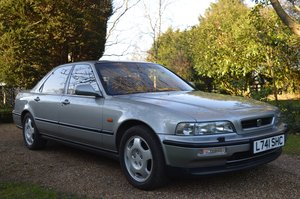 1993 Honda Legend to be sold by auction Friday 12th July For Sale by Auction