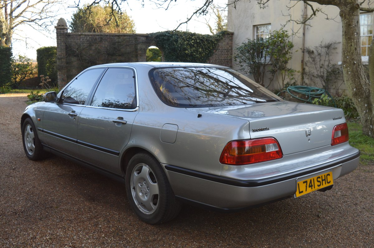 1993 Honda Legend to be sold by auction Friday 12th July For Sale by Auction (picture 2 of 6)
