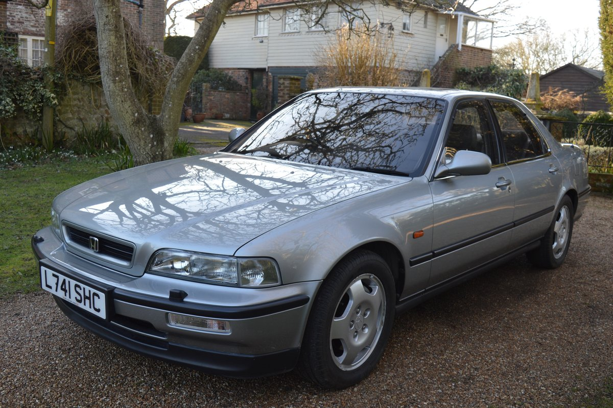 1993 Honda Legend to be sold by auction Friday 12th July For Sale by Auction (picture 3 of 6)