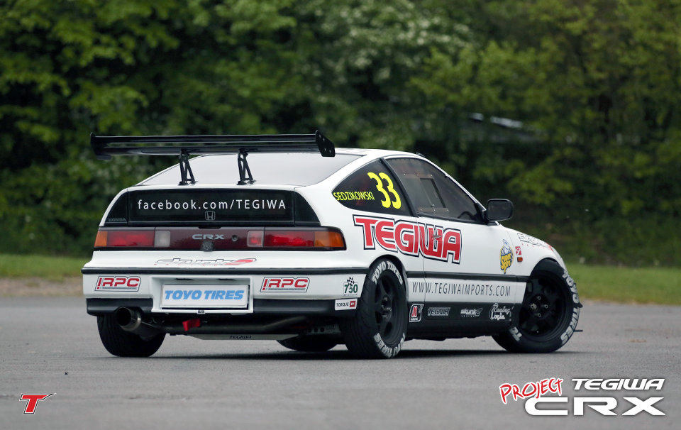 1990 Honda K20a Powered CRX For Sale (picture 6 of 6)