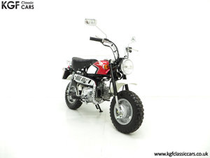 Picture of 2004 Captain Slow AKA James May's Honda Z50 Monkey Bike SOLD