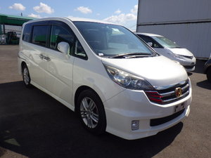 2008 Honda Stepwagon Spada S Z Pack 8 Seater Auto For Sale