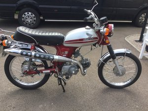 1971 Immaculate condition Honda CL70 For Sale
