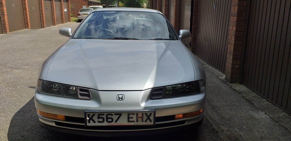 1992 Honda Prelude Auto 2.0. 31000 miles only. For Sale (picture 1 of 6)