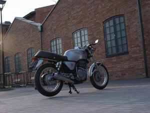 1985 Honda GB 400 TT From Japan Original Cafe Racer