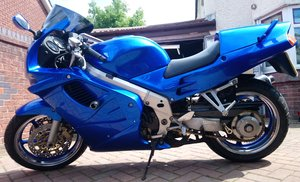 1996 HONDA VFR 750FT RC36   MOT 4 APR 2020  31,400 mile