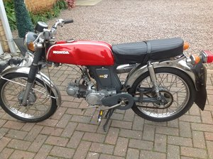 1975 Honda ss50 great investment For Sale