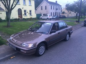 1991 Honda Civic ef saloon 1 owner For Sale
