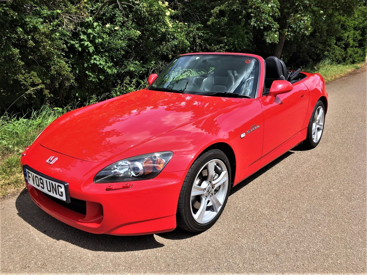 2009 Superb S2000 with Excellent Provenance For Sale (picture 1 of 6)