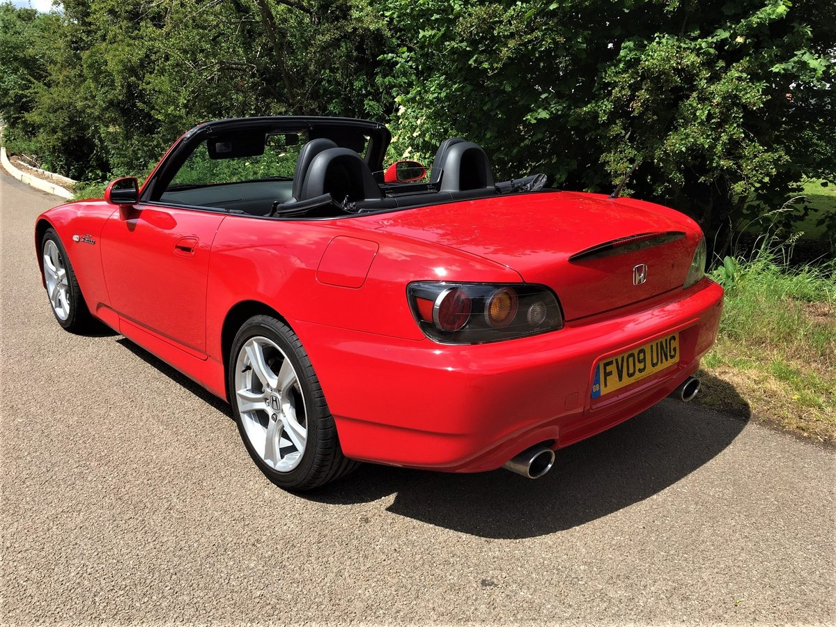 2009 Superb S2000 with Excellent Provenance For Sale (picture 3 of 6)