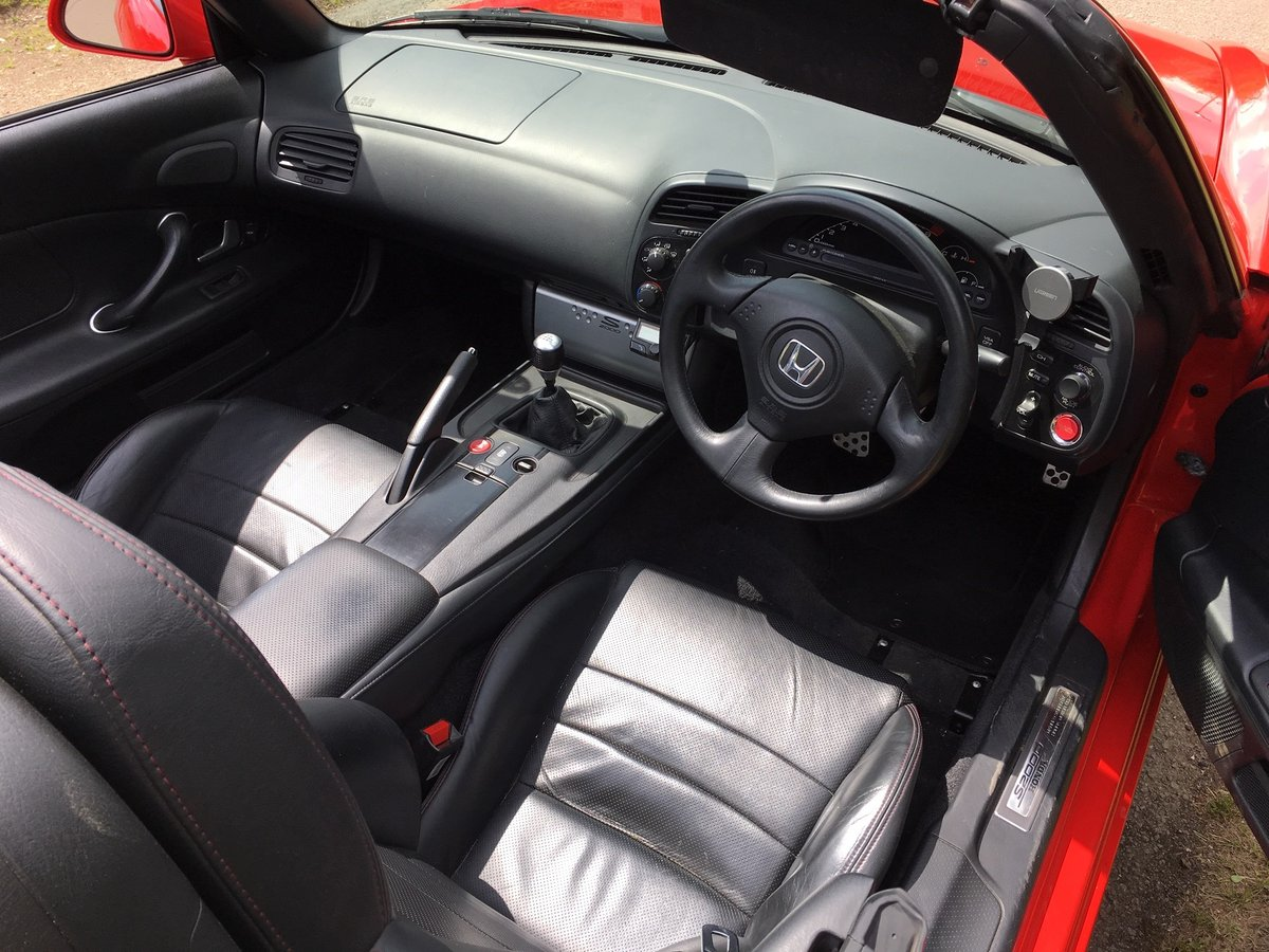 2009 Superb S2000 with Excellent Provenance For Sale (picture 5 of 6)