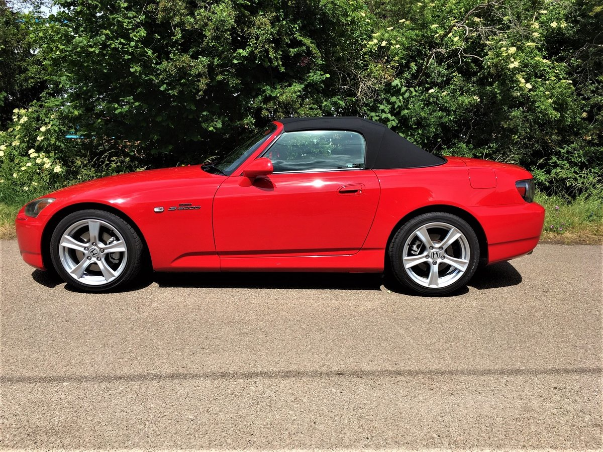 2009 Superb S2000 with Excellent Provenance For Sale (picture 6 of 6)