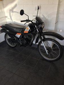 1984 Honda MTX 50 - Nice bike...