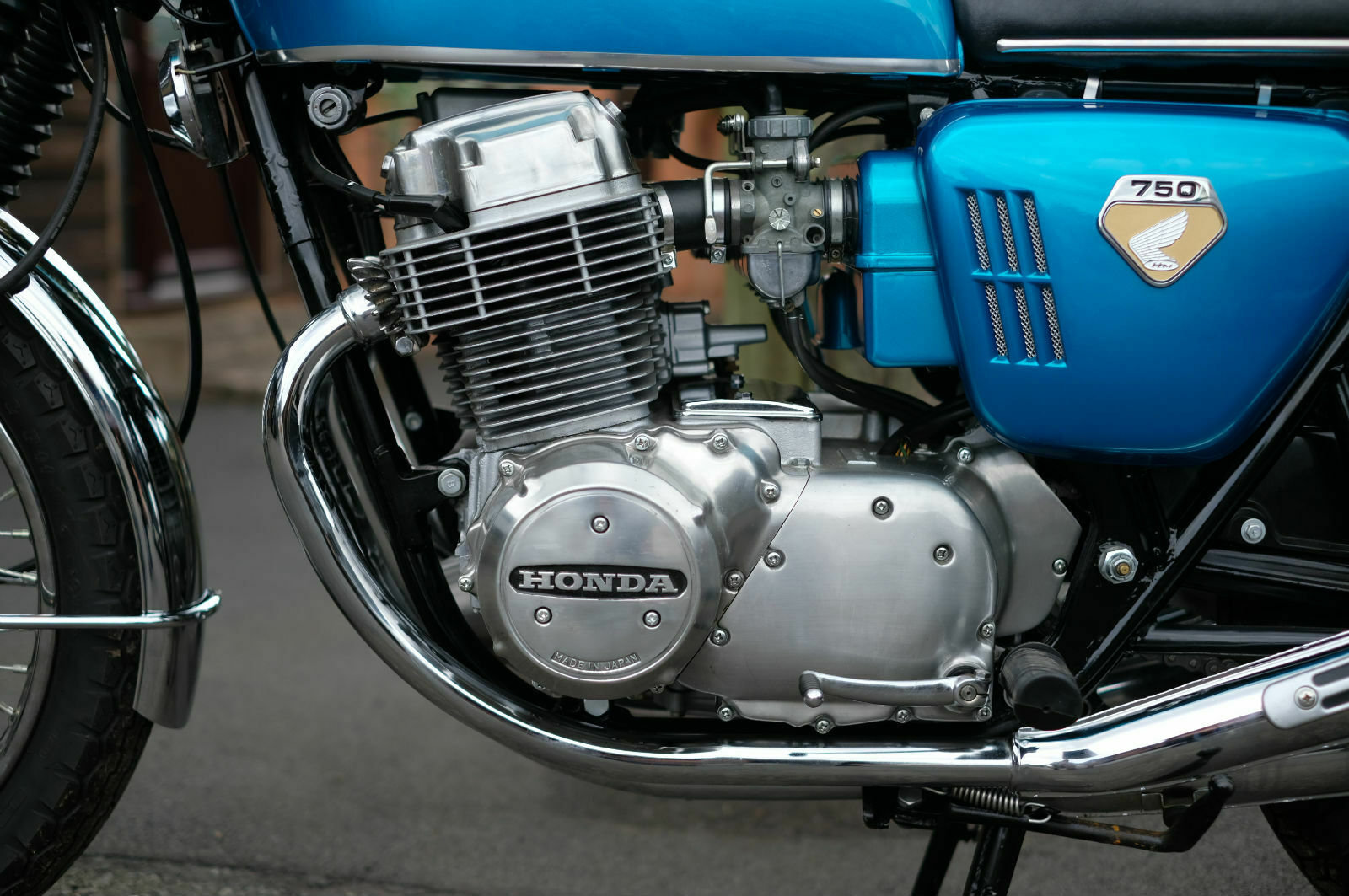 1969 Honda CB750 CB 750 Sandcast No 1378 Staggering restored cond For Sale (picture 3 of 6)