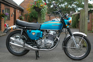 Honda CB750 CB 750 Sandcast 1969 ground up restoration *STUN For Sale