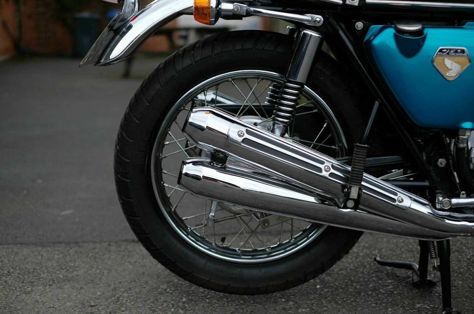 Honda CB750 CB 750 Sandcast 1969 ground up restoration *STUN SOLD (picture 3 of 6)