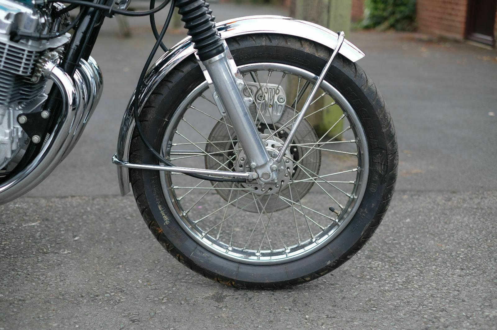 Honda CB750 CB 750 Sandcast 1969 ground up restoration *STUN SOLD (picture 5 of 6)