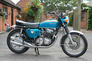 Honda CB750 CB 750 Sandcast May 1969 - Un-restored - All Cor For Sale