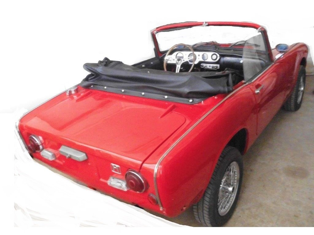 HONDA S 600 Roadster 1965 For Sale (picture 1 of 6)