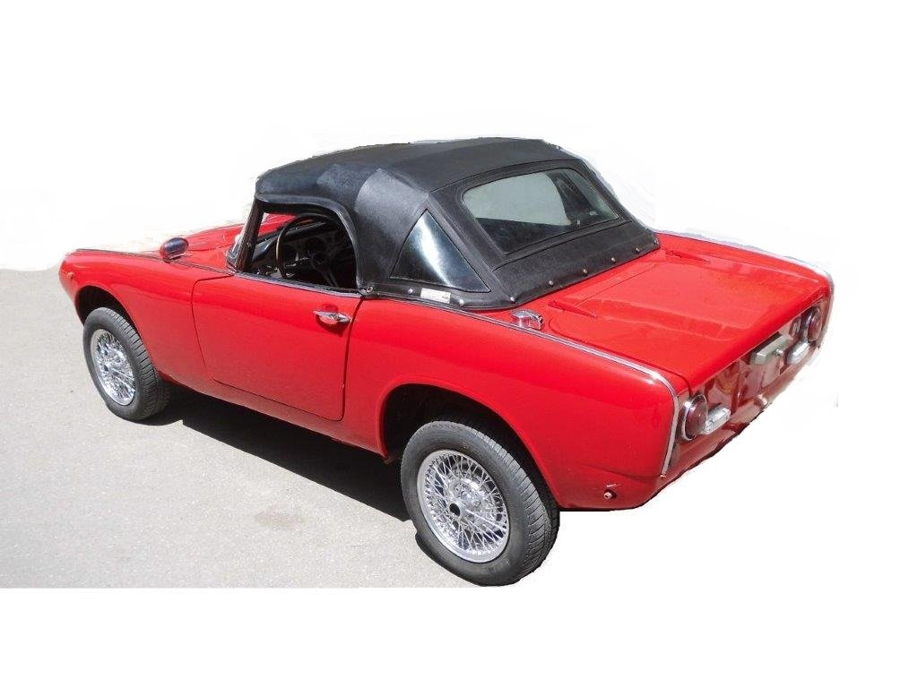 HONDA S 600 Roadster 1965 For Sale (picture 2 of 6)