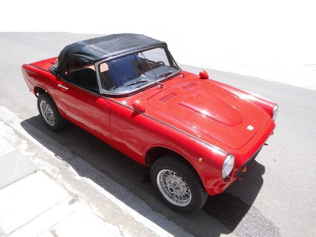 HONDA S 600 Roadster 1965 For Sale (picture 3 of 6)