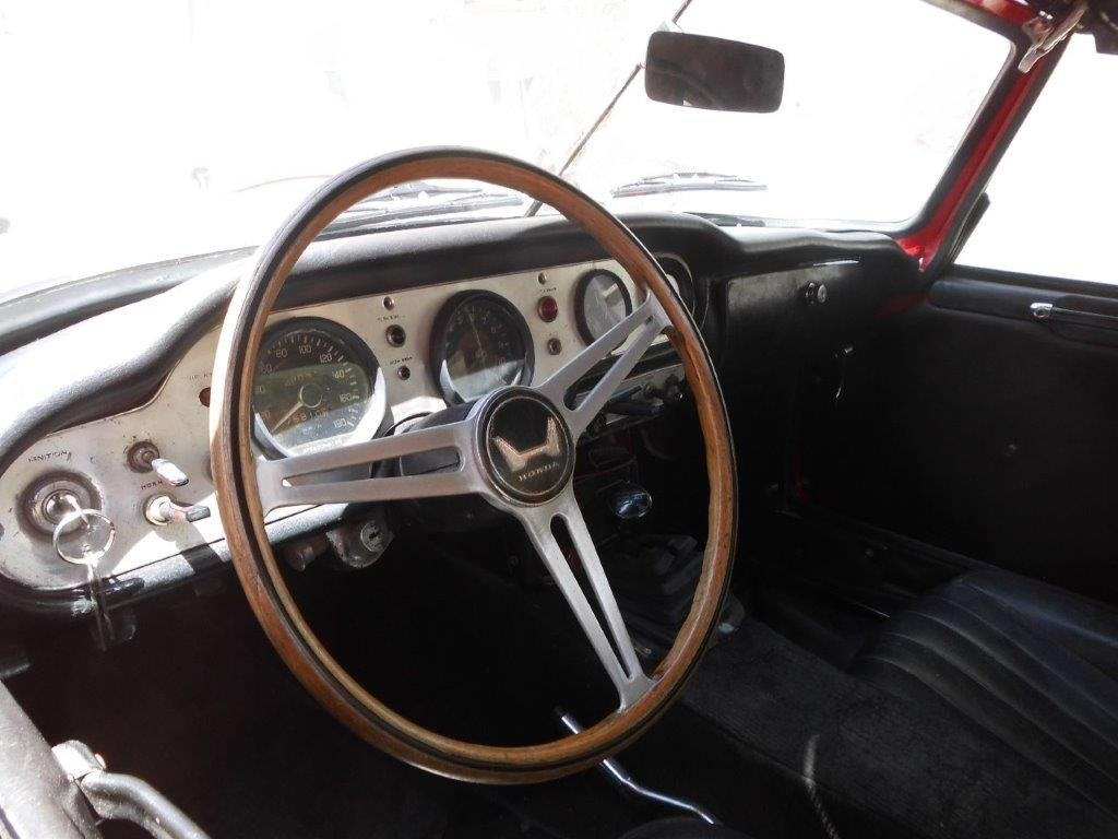 HONDA S 600 Roadster 1965 For Sale (picture 4 of 6)