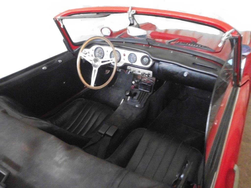 HONDA S 600 Roadster 1965 For Sale (picture 5 of 6)
