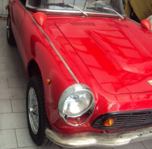 HONDA S 600 Roadster 1965 For Sale (picture 6 of 6)
